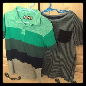 First Wave Shirts & Tops - Boys First Wave shirts
